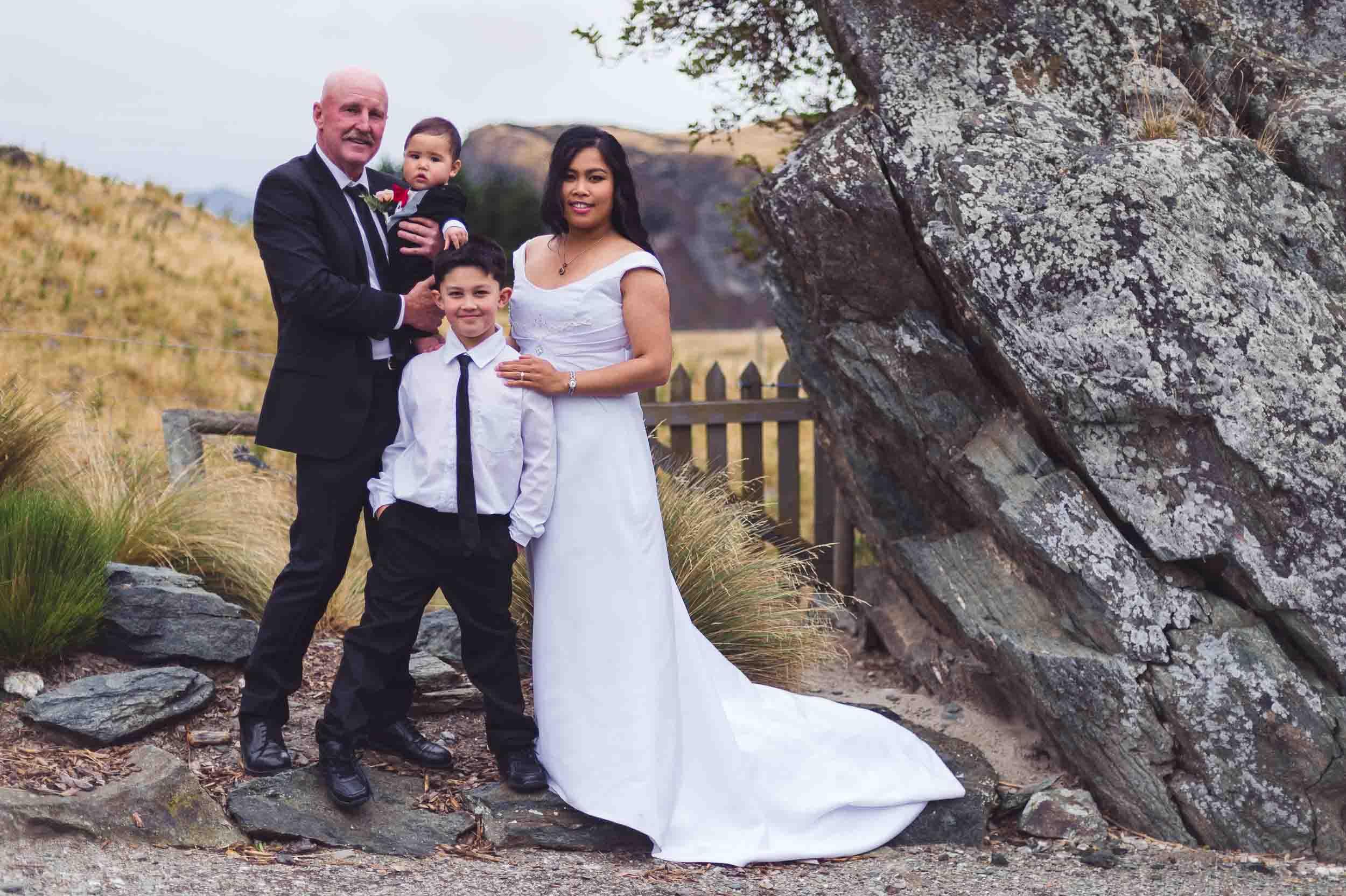 blog post featured image Greg + May | Backyard Gibbston Valley Wedding fallon photography