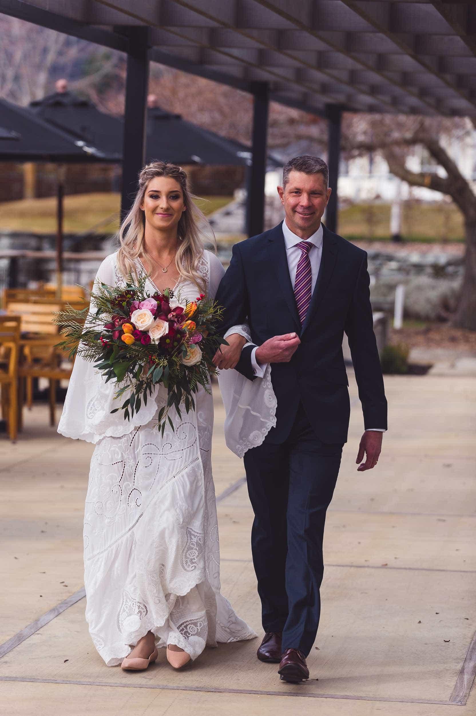 Laura + Nick   Winter Wedding at Milbrook Resort fallon photography