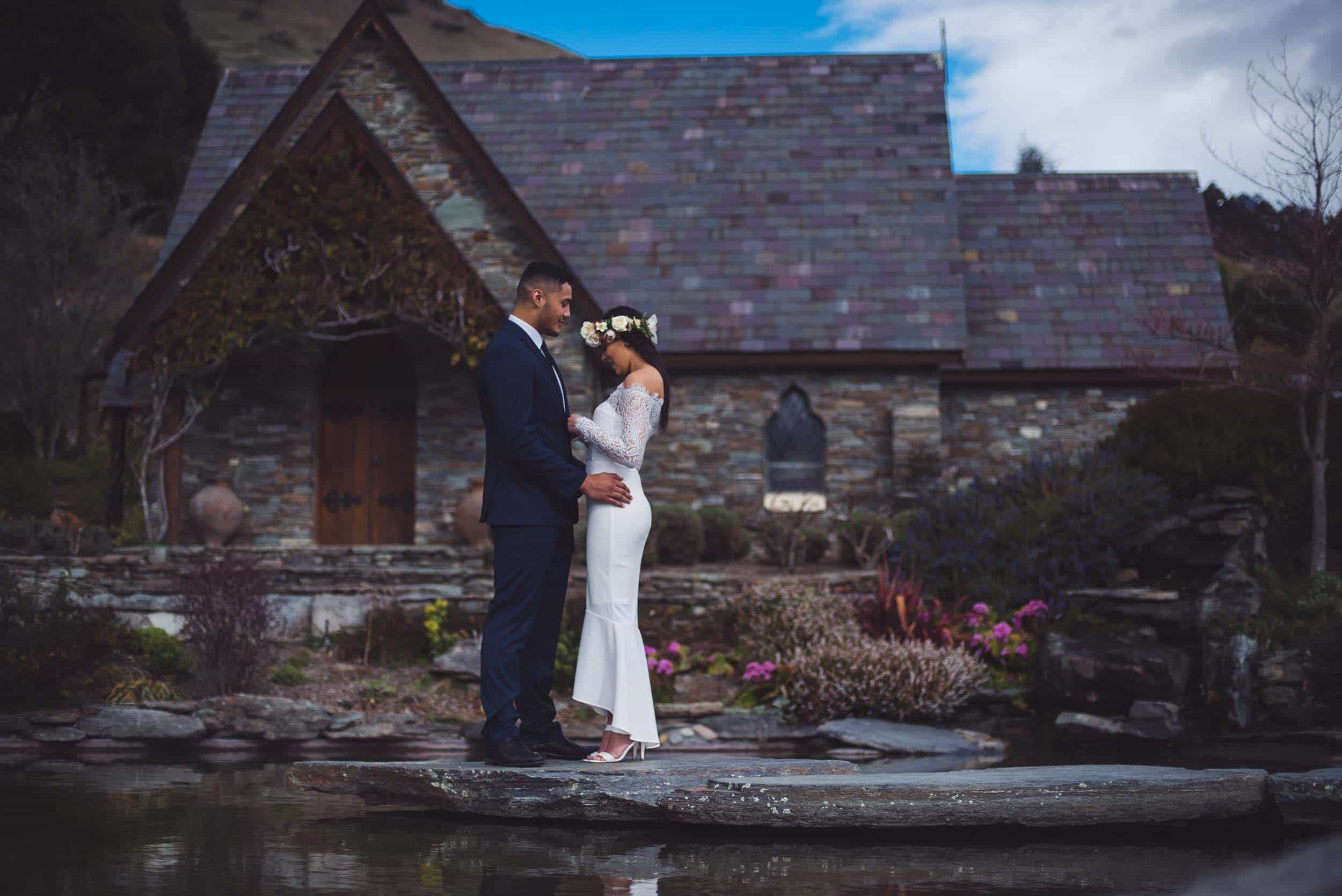 Chapel By The Lake Elopement