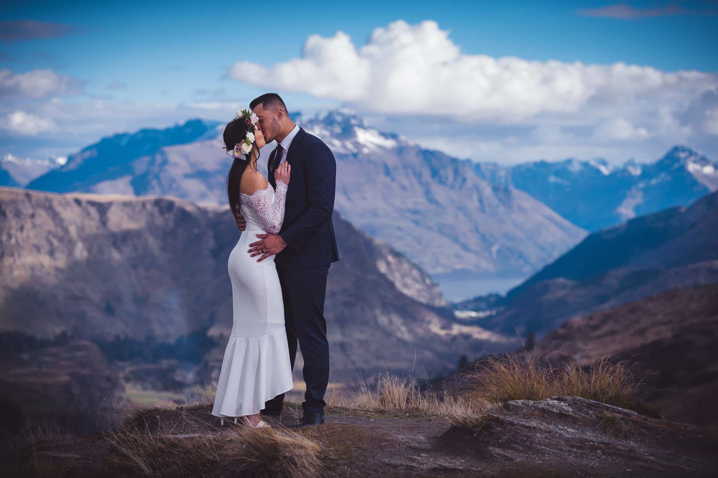 queenstown wedding trends Chapel By The Lake Elopement