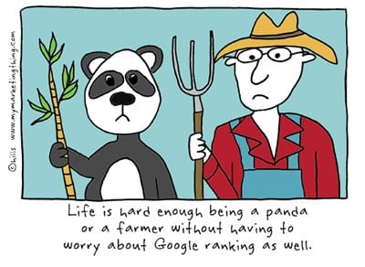 life is hard enough being a panda