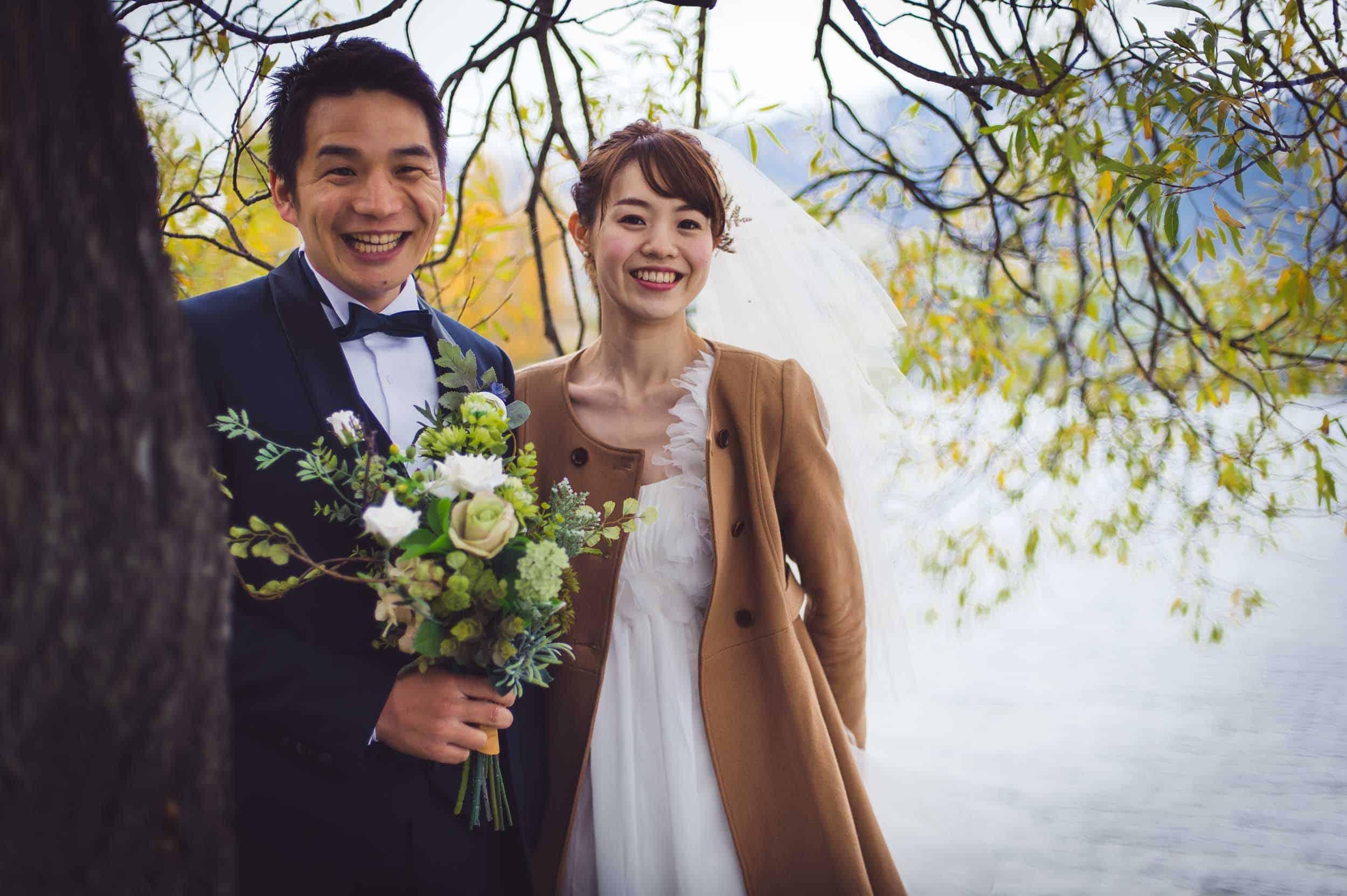 Autumn Queenstown Post Wedding Photography