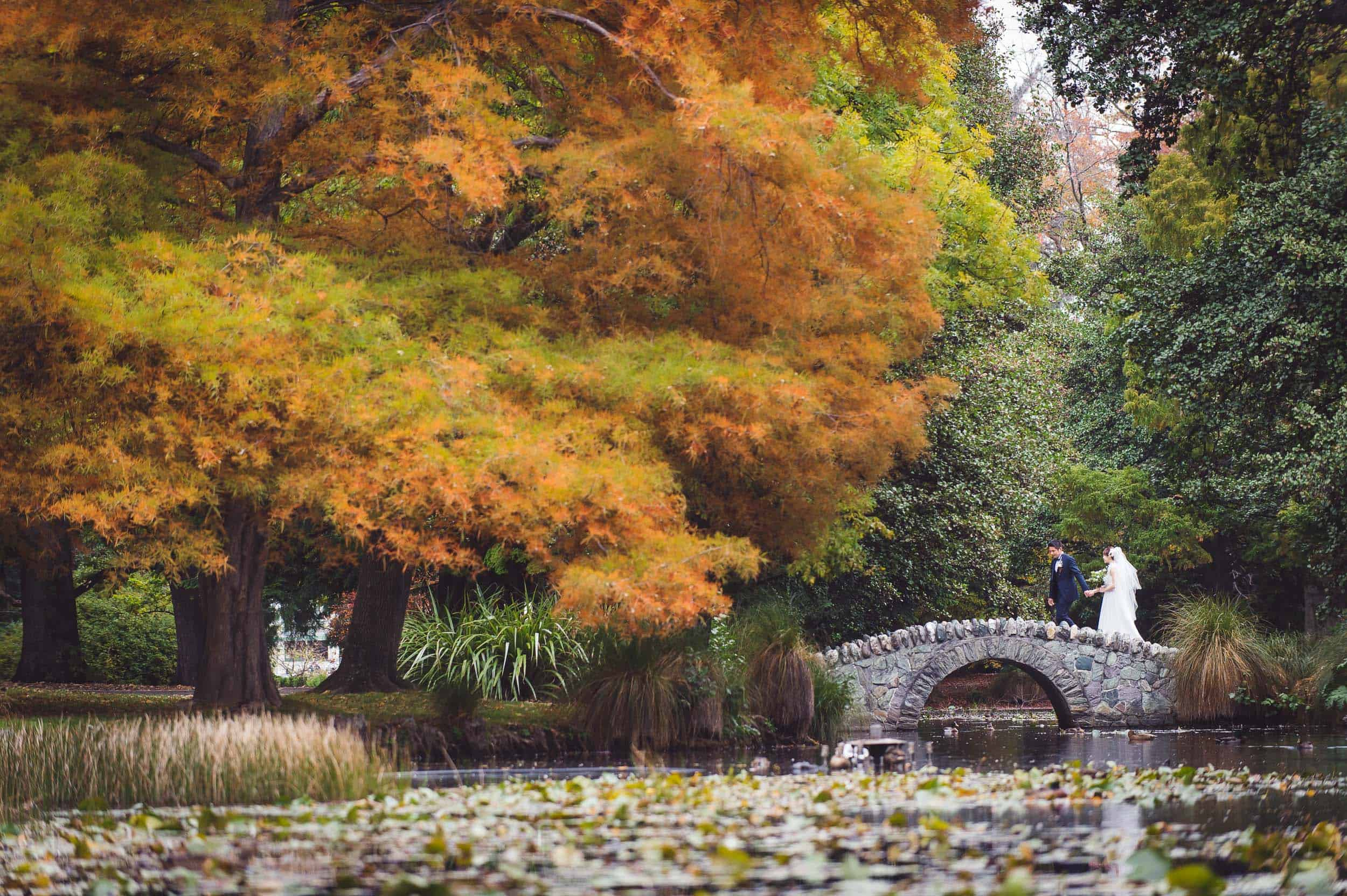 blog post featured image Autumn Queenstown Post Wedding Photography