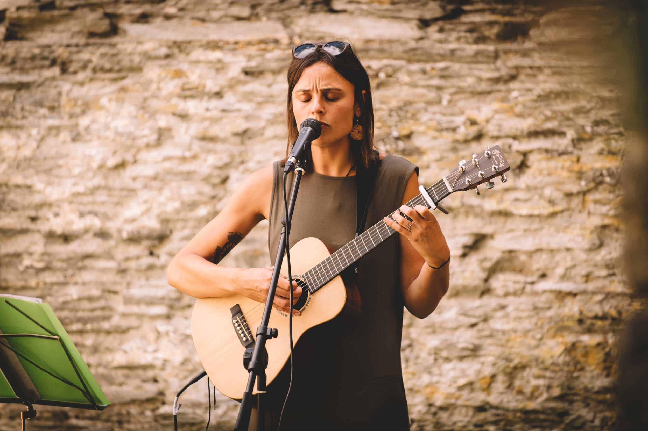 Nick & Nina's Thurlby Domain Elopement Jade Howe Music Wanaka Wedding Singer