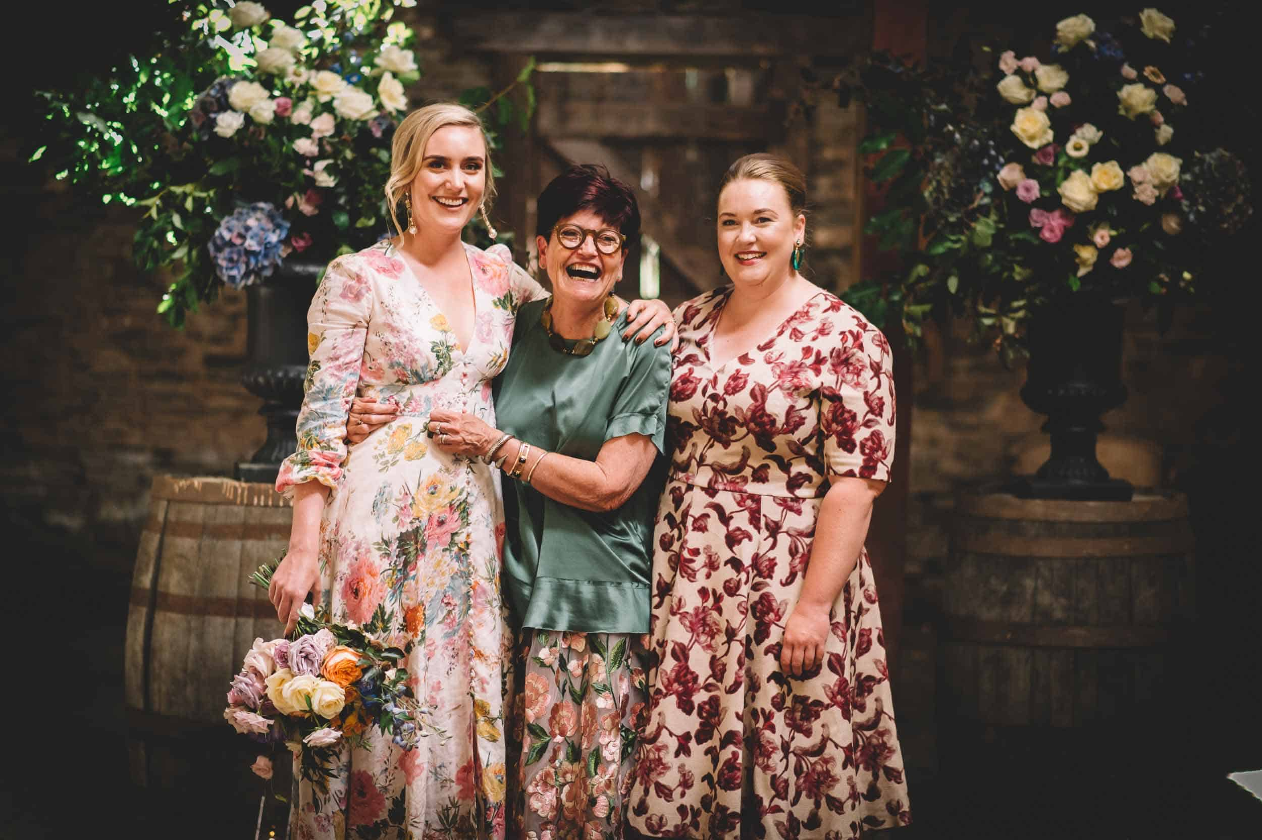 Nick & Nina's Thurlby Domain Elopement old stone stables family photos