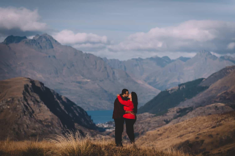Coronet Peak Surprise Proposal