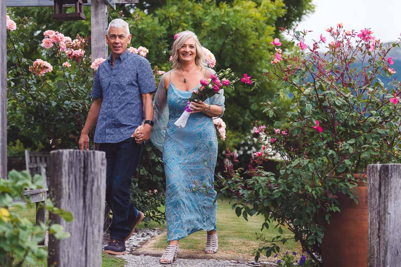 queenstown backyard wedding