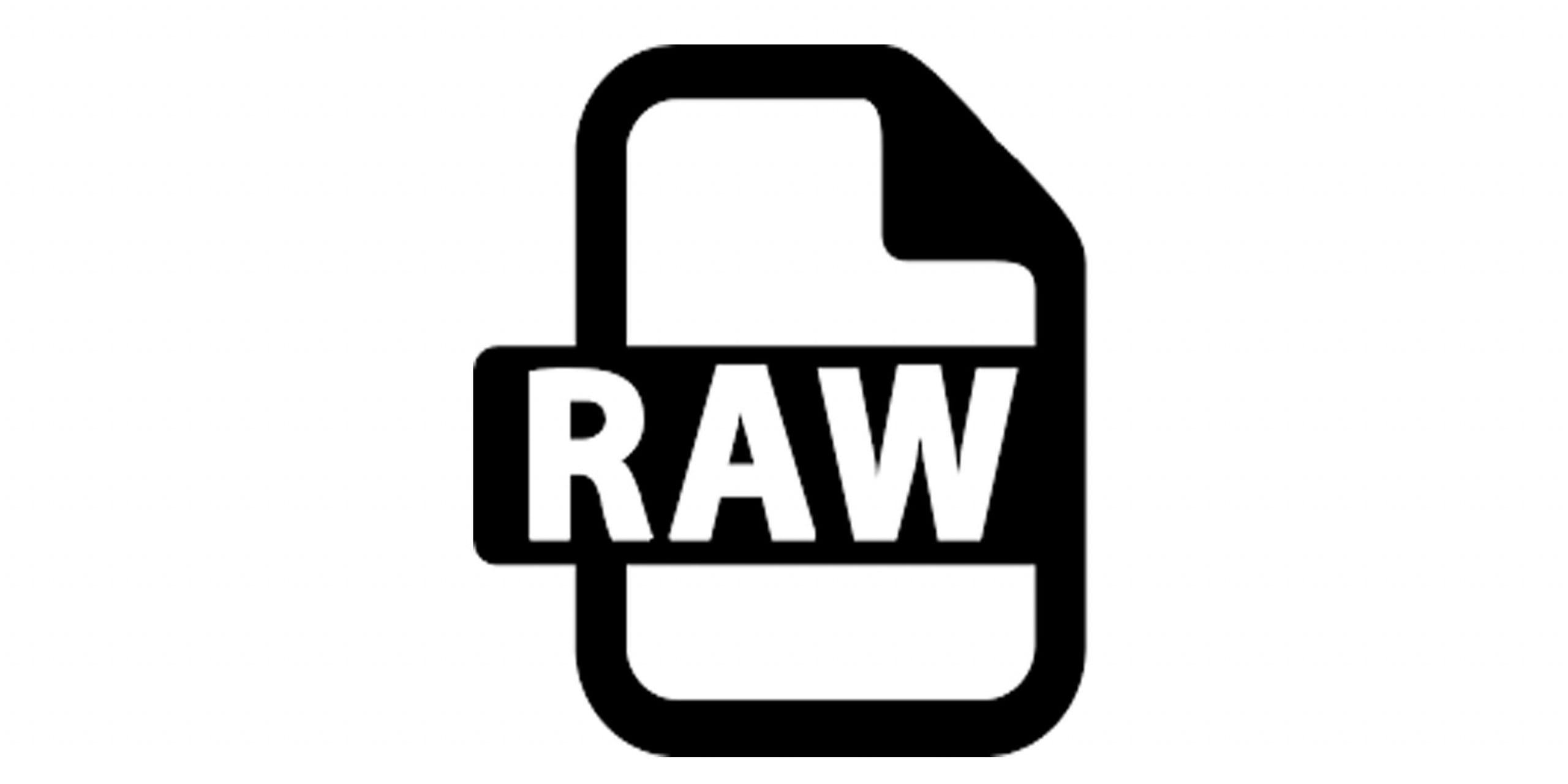 blog post featured image raw files