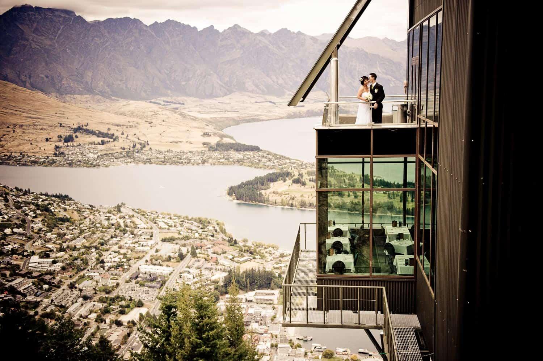 Queenstown Restaurant Wedding Venue Skyline Gondola