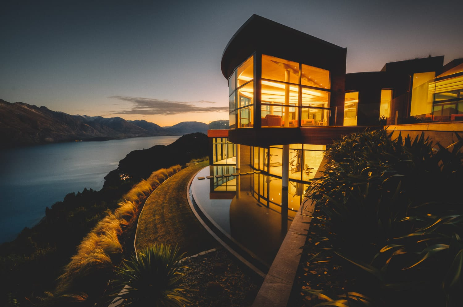 queenstown airbnb photography