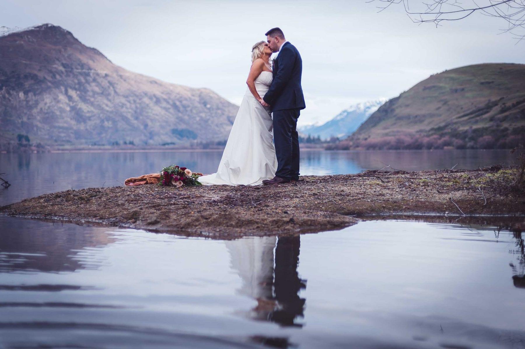 blog post featured image queenstown elopement packages Thurlby Domain Elopement