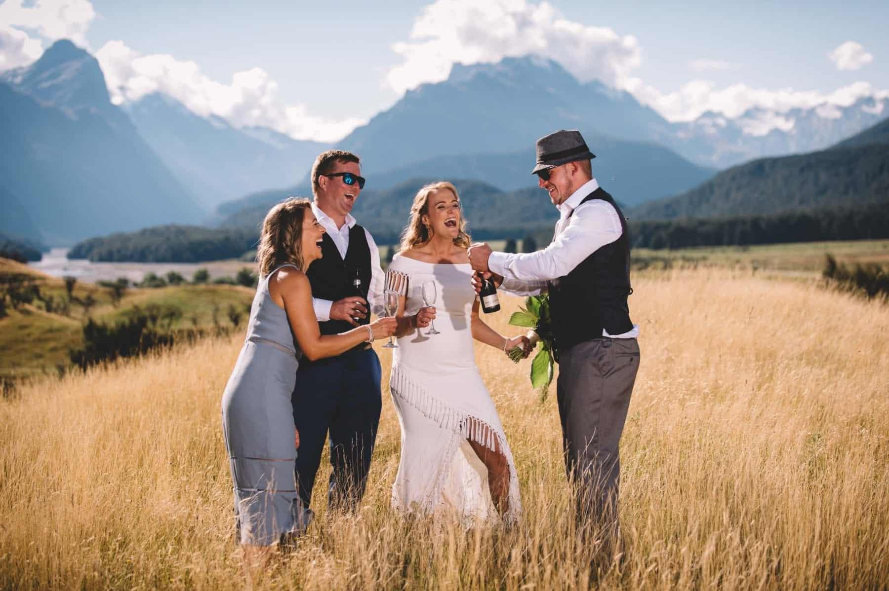 paradise trust wedding